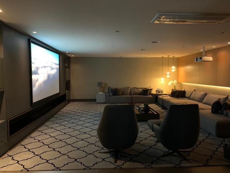 Automação de iluminação residencial