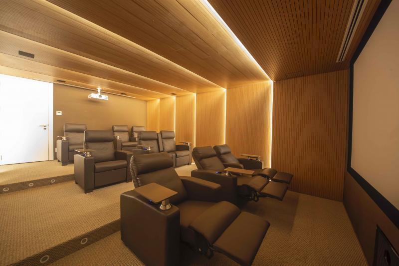 Projeto sala home theater