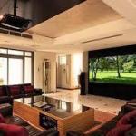 Projetor para home cinema