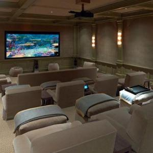 Home theater alto padrao